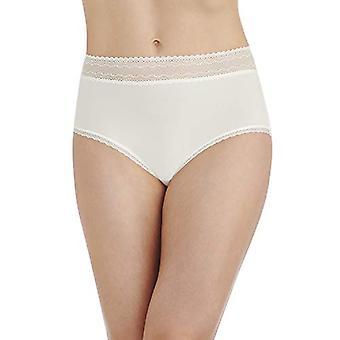 Eitelkeit Fair Frauen's schmeichelhafte Spitze kurze Höschen 13281, Kokosweiß, Größe 6.0