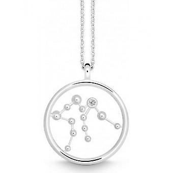 QUINN - Necklace - Ladies - Silver 925 - Wess. (H) / piqué - 0274309