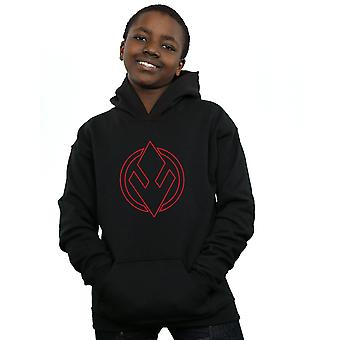 Star Wars Boys The Rise Of Skywalker Sith Order Insignia Hoodie
