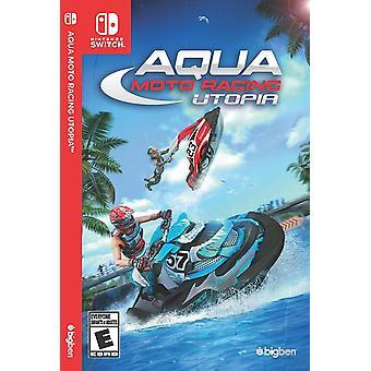 Jeu de Aqua Moto Racing Utopia Nintendo Switch