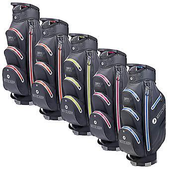 Motocaddy 2019 Dry Series Wasserdichter Wagen 14-Way Golf Tasche
