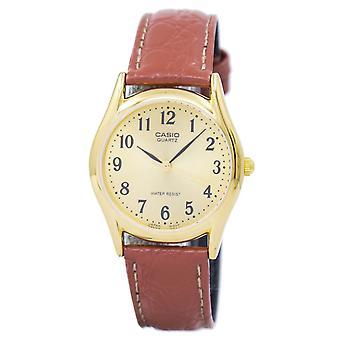 Casio Cuarzo MTP-1094Q-9B MTP1094Q-9B Men's Reloj