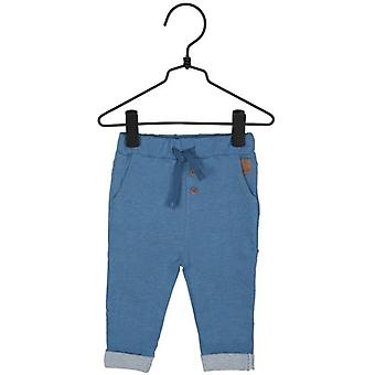 Moomin Button trousers, blue Martinex