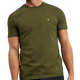 Lyle and Scott Crew Neck Plain TShirt