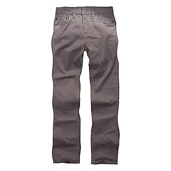 Levi-apos;s Boys-apos; Little 511 Slim Fit Soft Brushed, Brown, Size Little Kid 12.0