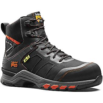 Timberland Pro Mens Hypercharge Textile Lace Up Safety Boots