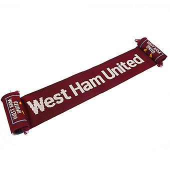 West Ham United FC SS Scarf
