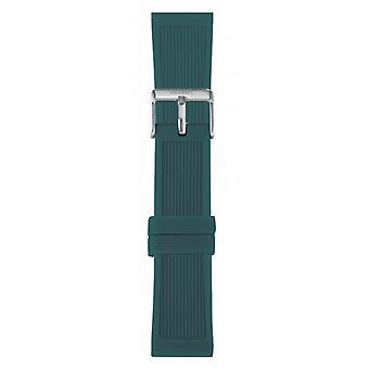 Watch I Am The Watch IAM-314 - Green Duck Bracelet Loop Steel / Large 20 mm