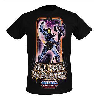Skeletor He-Man und die Meister des Universums Offizielles T-Shirt