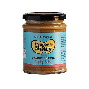 Proper Nutty Slightly Salted Peanut Butter - 1 X 280g