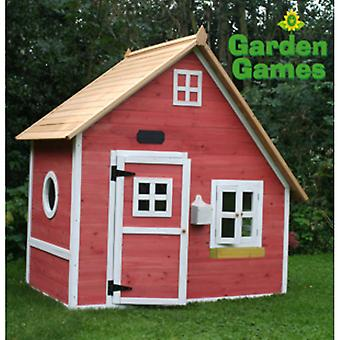 Garden Games: Crooked Mansion Play House