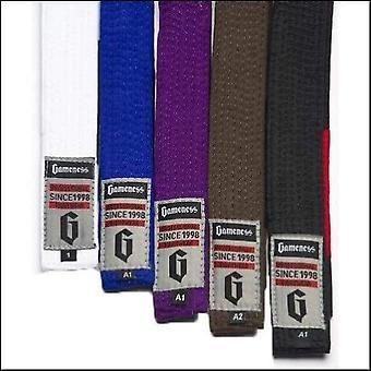 Gameness competition bjj purple