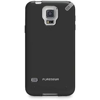 PureGear Slim Shell Case for Samsung Galaxy S5 - Black