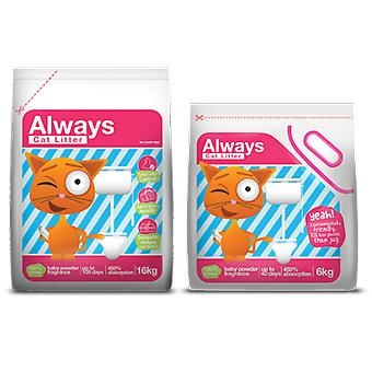 Always Arena para Gatos Cat Litter (Cats , Grooming & Wellbeing , Cat Litter)