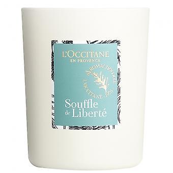 L'Occitane Souffle de Liberte Revitalizing Candle 140g