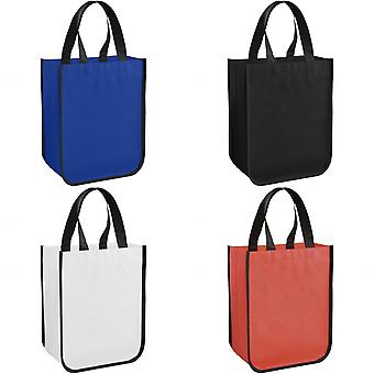 Bullet Acolla Small Laminated Shopper Tote (Pack of 2)