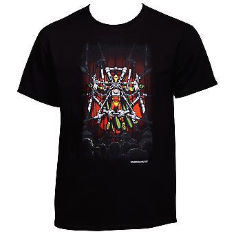 DCコミックス ミスター ミラクル ライブ Tシャツ