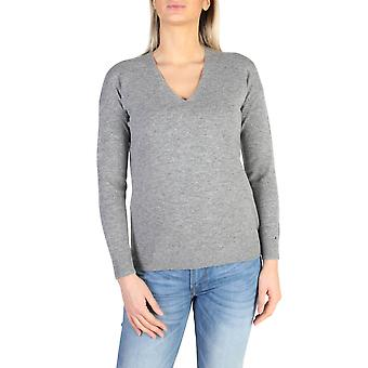 Tommy Hilfiger Original Women Automne/Winter Sweater - Couleur Grise 38952