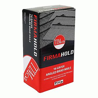 TIMco FirmaHold Schuin roestvrij staal Brads Nail 16g x 50mm Qty 2000