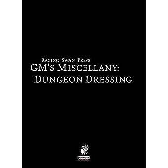 Raging Swans GMs Miscellany Dungeon Dressing by Broadhurst & Creighton