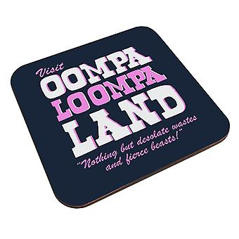 Charlie And The Chocolate Factory Oompa Loompa Land Coaster