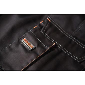 Resultar Unisex trabalho-guarda Lite X-Over coldre Workwear calças (respirável e à prova de vento)