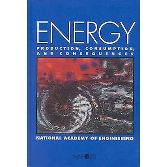 Energie - Produktion - Verbrauch - und Folgen von National Acade