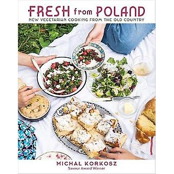 Fresh From Poland by Michal Korkosz - 9781615196555 Book