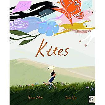 Kites by Simon Mole - 9781786035561 Book