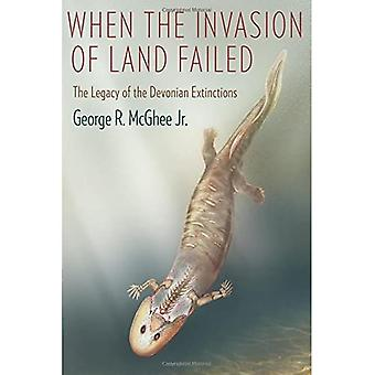 When the Invasion of Land Failed: The Legacy of the Devonian Extinctions (The Critical Moments and Perspectives...