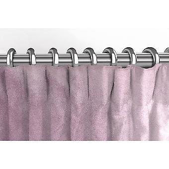 McAlister têxteis Matt lilás roxo cortinas de veludo