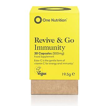 One Nutrition Revive & Go Immunity Caps 30 (ONE037)