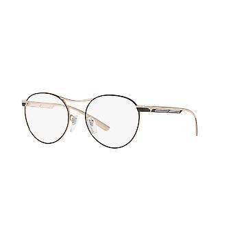 Bvlgari BV2208 2033 Black-Rose Gold Glasses