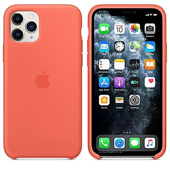 Apple Silicone Case for iPhone 11 Pro Orange Case Protective Phone Case Case Case Case