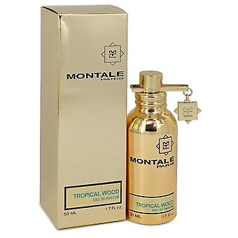 Montale Tropical Wood Eau De Parfum Spray (Unisex) By Montale 1.7 oz Eau De Parfum Spray