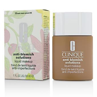 Anti imperfecciones soluciones de maquillaje líquido 18 crema fresca caramelo 30ml/1oz