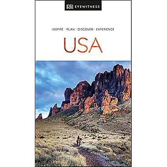 DK Eyewitness USA by DK Eyewitness - 9780241408636 Book
