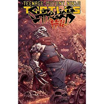 Teenage Mutant Ninja Turtles - Shredder In Hell by Mateus Santolouco -