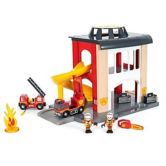 Estação de fogo Central BRIO 33833