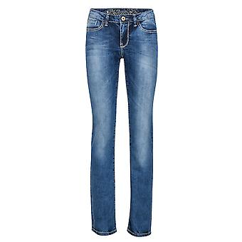 Soccx Slim Leg Jeans RO:MY:R422 REGULAR FIT Pants Tube Slim RO:MY:R422 REGULAR F