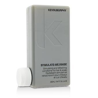 Estimular-me.enxágue (condicionador estimulante e refrescante para cabelo e couro cabeludo) 200131 250ml/8.4oz