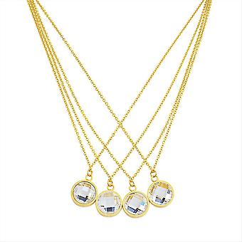 Edforce necklace and pendant 05-0991-N - Women's necklace and pendant
