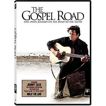 Johnny Cash - evangelie weg [DVD] USA import