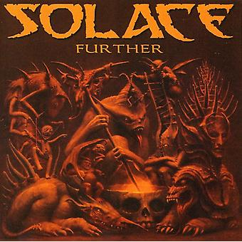 Solace - Further [CD] USA import