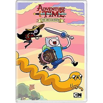Adventure Time: The Enchiridion [DVD] USA import