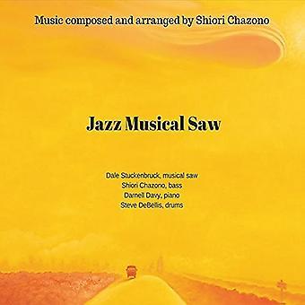 Shiori Chazono - Jazz Musical Saw [CD] USA import