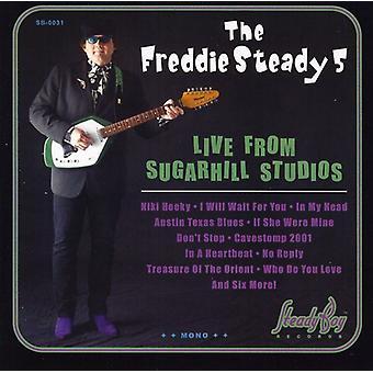 Freddie Steady 5 - Live From Sugarhill Studios [CD] USA import