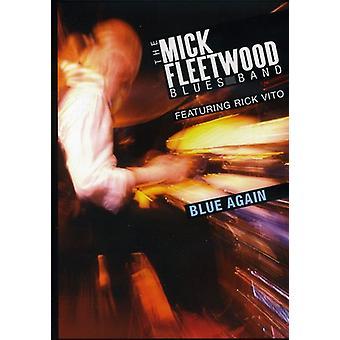 ミック ・ フリートウッド - 青再び: ロンドン 【 DVD 】 USA 輸入に住んでいます。