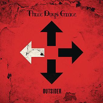 Three Days Grace - Outsider [CD] USA import