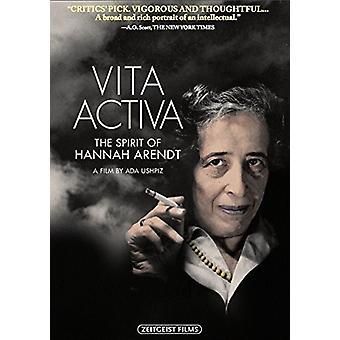 Vita Activa [DVD] USA import